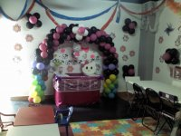 Decoracion kitty