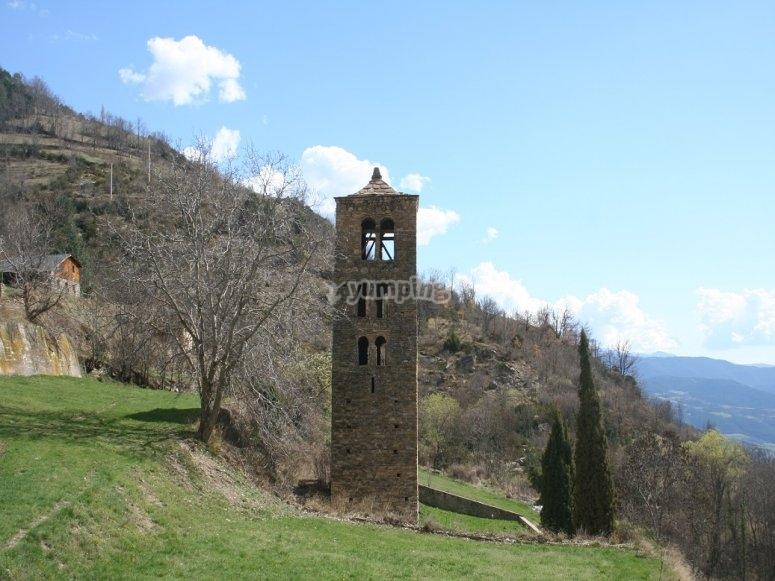 La torre de Bescaran