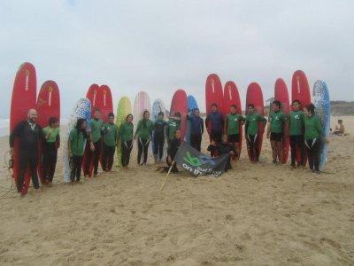 Escuela de Surf On the Sea Surf