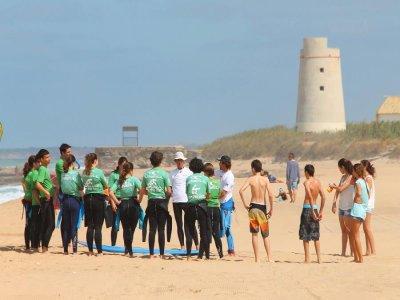 Escuela de Surf On the Sea Campamentos de Surf