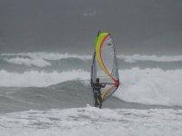 Windsurf en las mejores condiciones