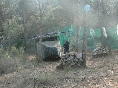 Aventura Valencia Paintball
