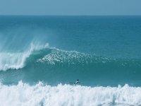 ola en playa de el palmar