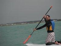 Practicar paddle surf en Cadiz
