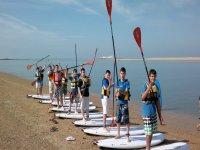 Cursos de paddle surf en Cadiz