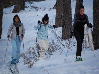 Wanka Ocio y Aventura Raquetas de Nieve