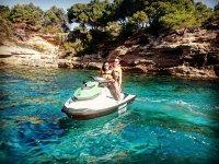 Paseo en moto de agua Delta del Ebro