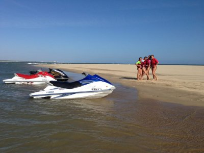 Jet Ski Rental in Islantilla - 1 Day