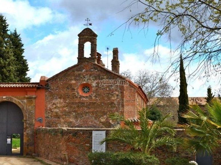 entrada ermita