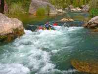 Descenso en Kayak por Las Hoces del Cabriel