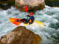 Kayak en las Hoces del Cabriel