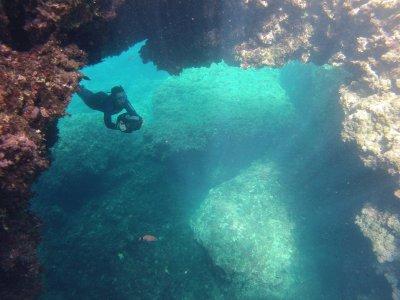 Excursión de snorkel por Cova des Pardals 2 horas