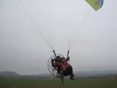 Paramotor Navarra