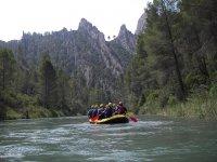 Comienza la aventura del rafting