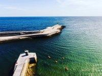 El mar Cantabrico