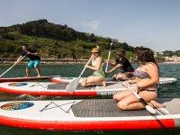 Paddle surf en Vizcaya