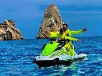 Excursión en moto de agua por Castelldefels