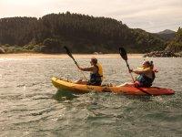 Kayak en Ondarroa