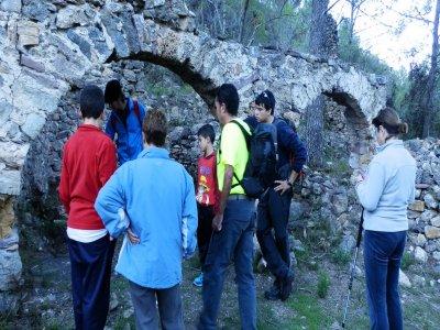 Escursione interpretativa livello 1, Sierra Espadán