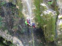 开始进入水上溪内山脉Espadán