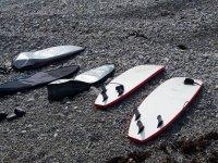 Tavole da surf a Cavedo