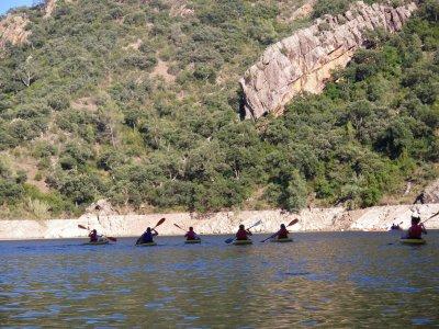 皮划艇启动课程,2级,Benitandús