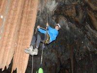 第2级垂直洞穴学,SierraEspadán