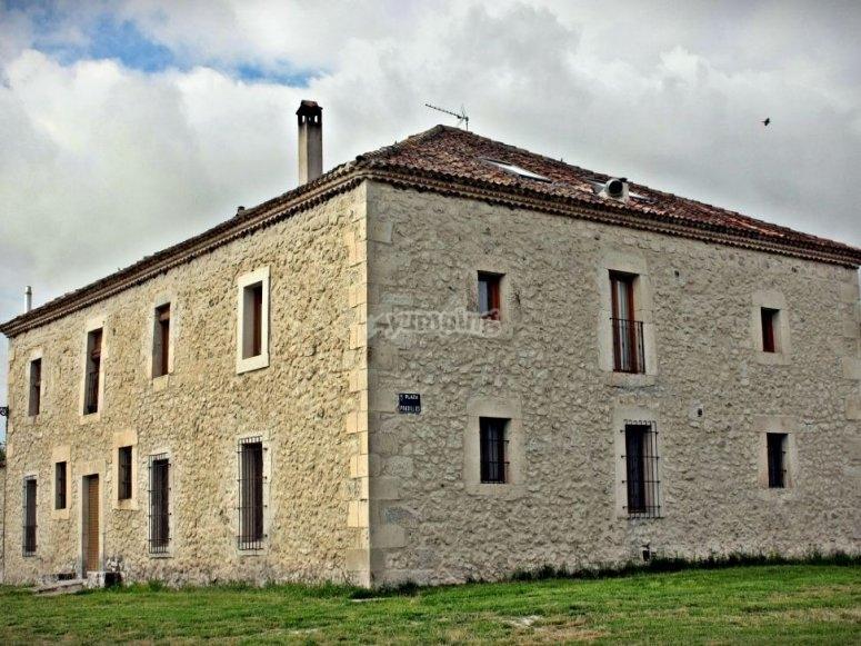 Centro Rural de Vegafria