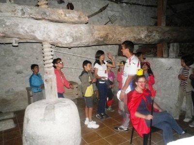 Campamento Vegafría inglés y aventura 15- 29 julio