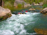 Kayak Hoces del Cabriel