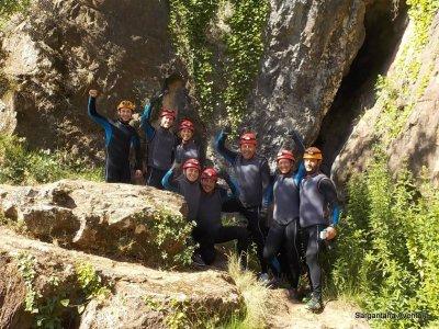 3级SierraEspadán的水生洞穴学
