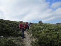Ruta de senderismo La Barranca, media jornada