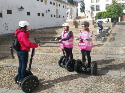 Segway Route in Córdoba 2h