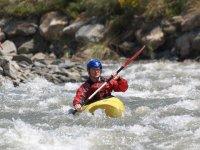 Ruta de kayak en Andalucía