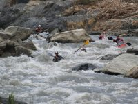 Descendiendo el tramo completo del Río Genil