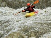 Disfrutando de una jornada de kayak