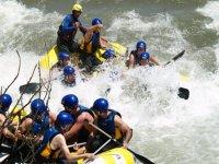rafting malaga