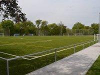Instalaciones para el futbol