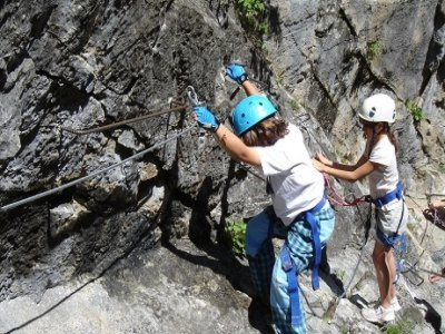 Multi Adventure Camp in Canfranc, 9 Days