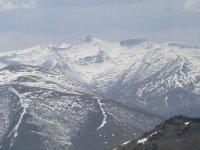 Impresionantes vistas de la Sierra de la Demanda
