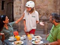 Ruta en segway y desayuno en terraza, Barcelona 2h