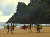 Weekend Surf Camp for adults, Laga