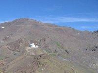 Senderismo hacia el observatorio