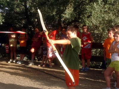 Campamento en la Alpujarra del 26 junio a 2 julio