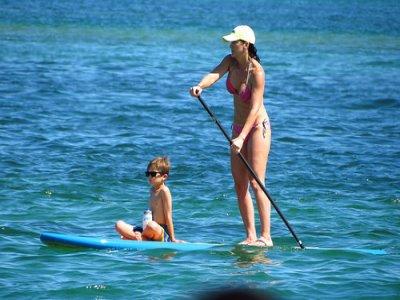 1 hora de Paddle Surf en Marbella
