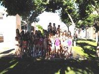Grupo del campamento