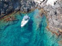 Navegando por espectaculares calas