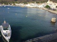 Navegando en Cadaqués