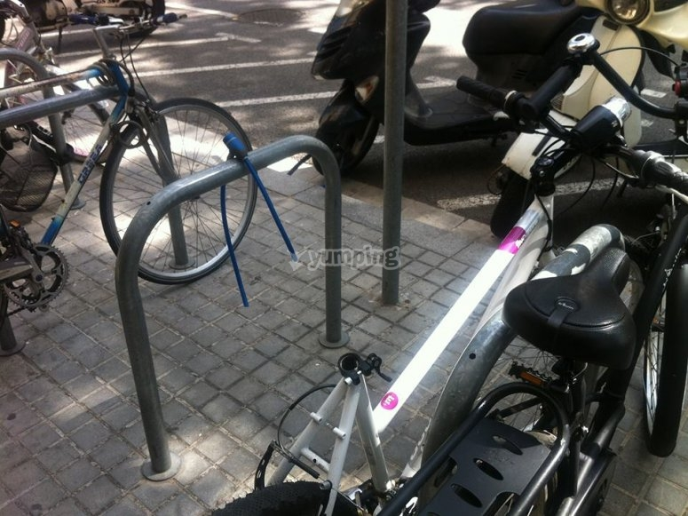 Our electrical bicycles