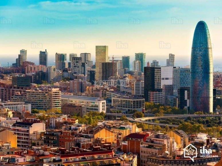 Las vistas de Barcelona